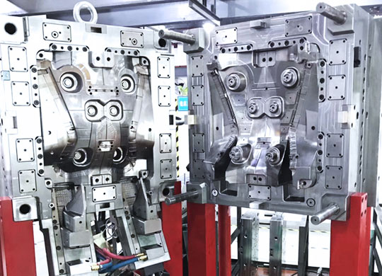Optimized solutions for injection molding & stamping tooling - Tadly